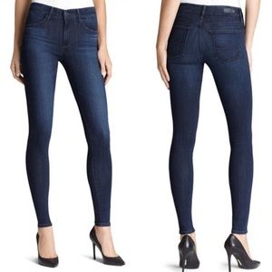 Adriano goldschmied farrah skinny high rise 30